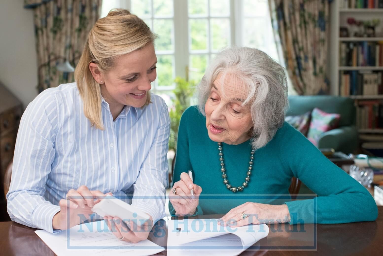 Power of Attorney and Nursing Home Bills