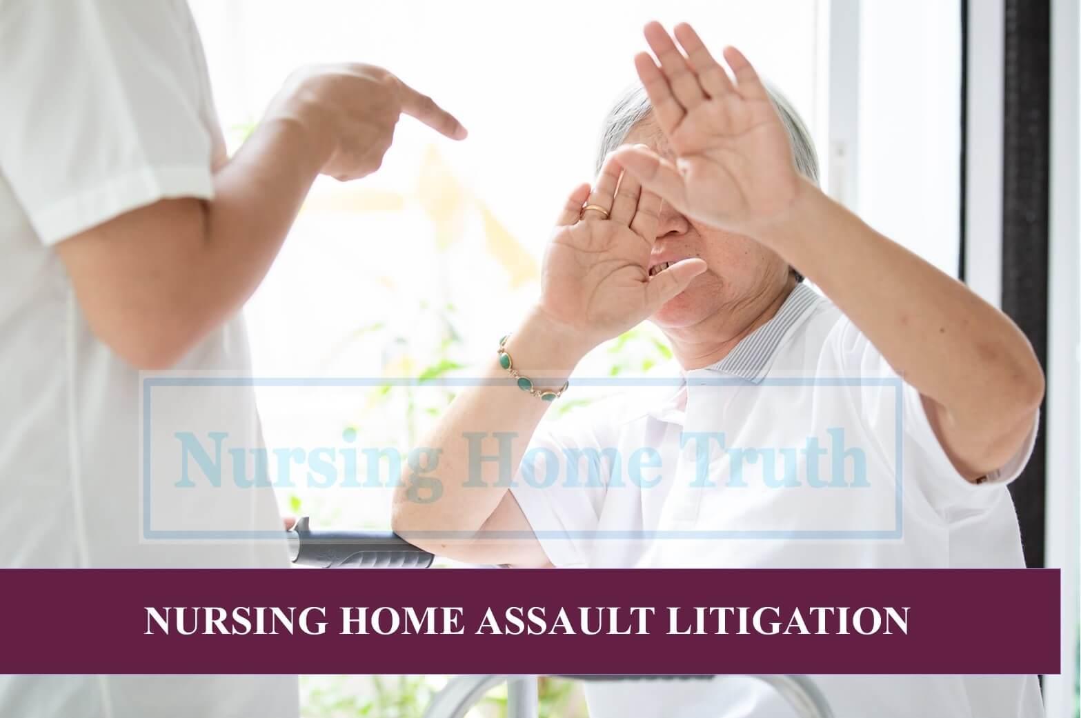 Nursing home assaults