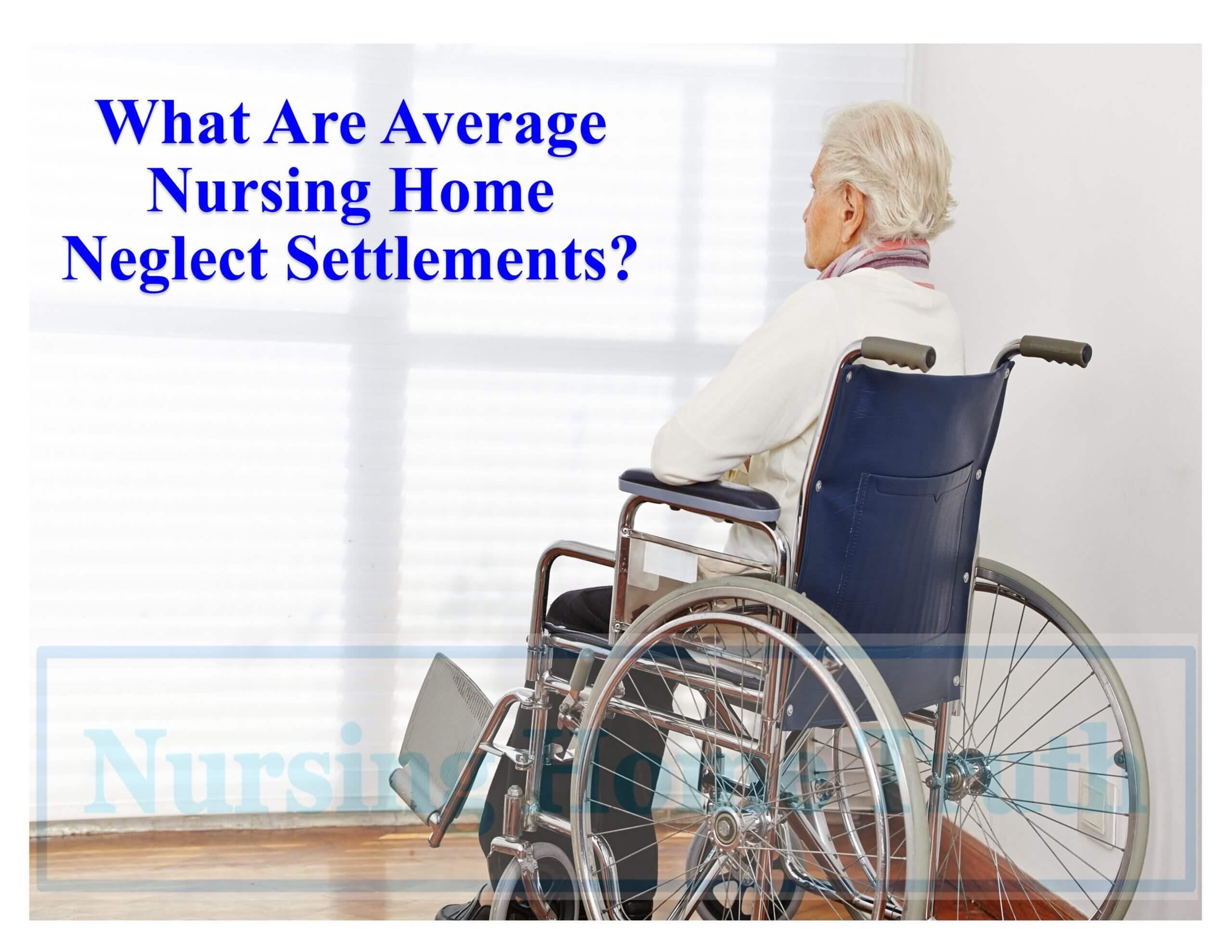 Nursing Home Settlements Data & Averages