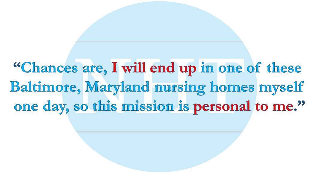 Baltimore Maryland Nursing Home Abuse