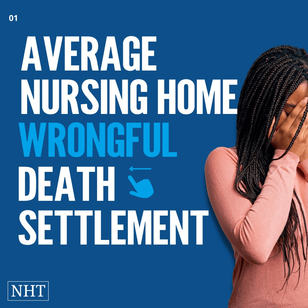 Nursing home wrongful death settlements