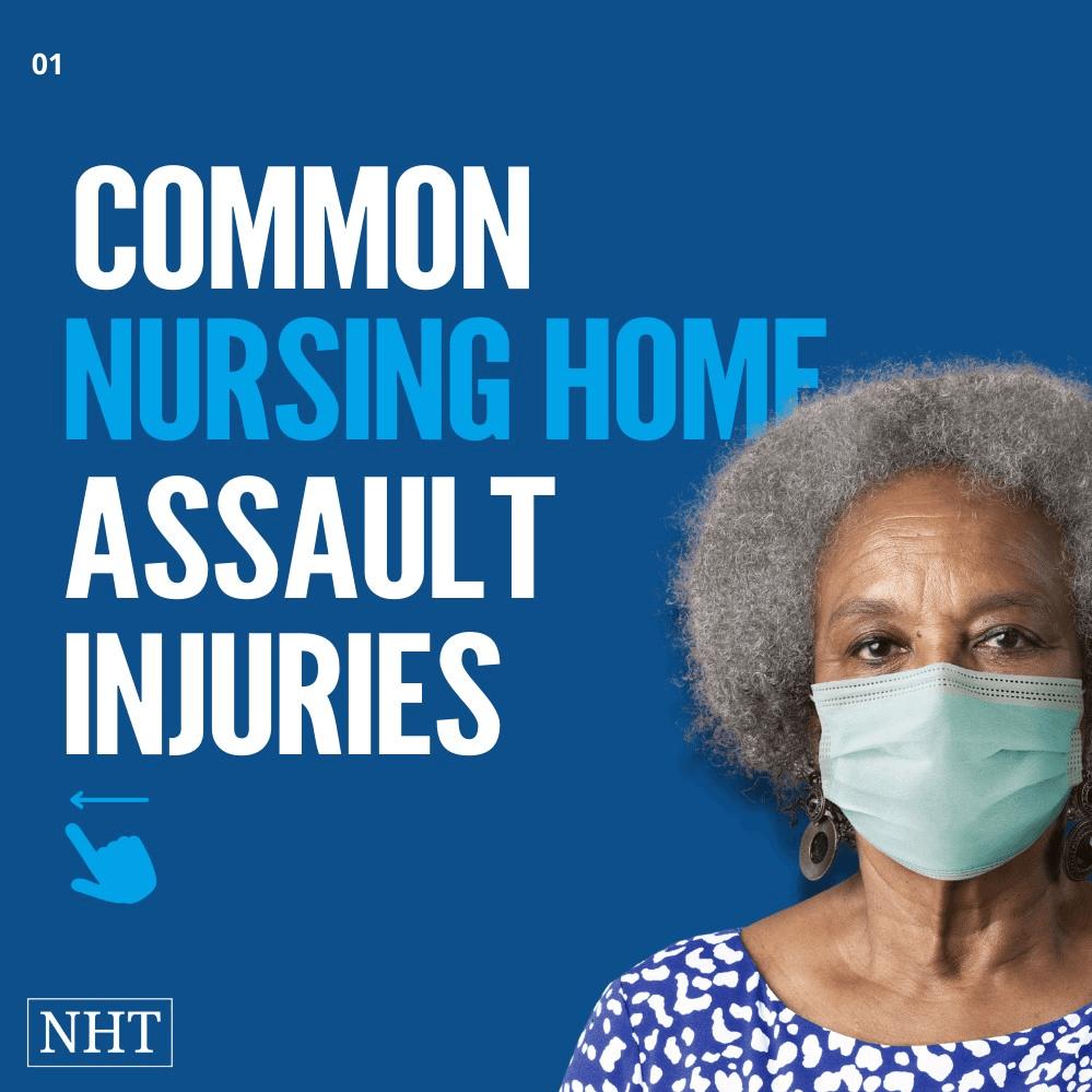 Nursing home assault cases
