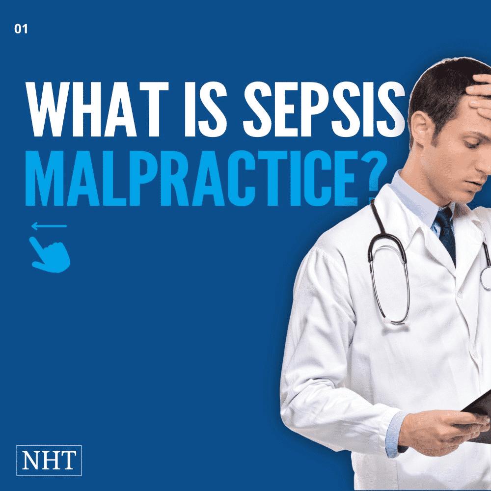 Sepsis malpractice settlements