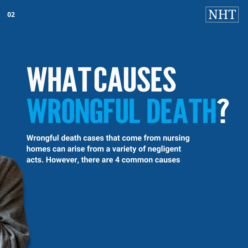 nursing home wrongful death cases