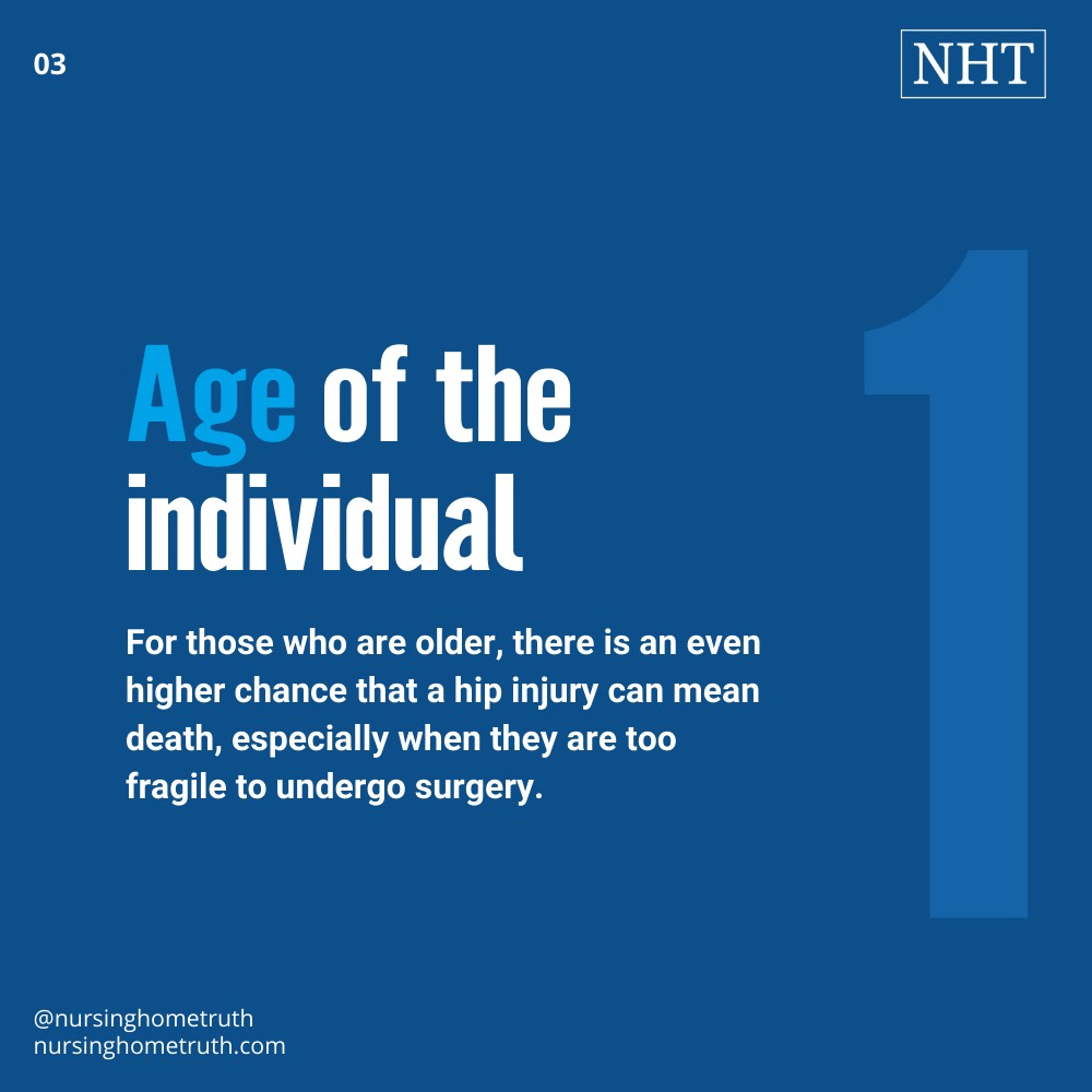 broken hip compensation amounts