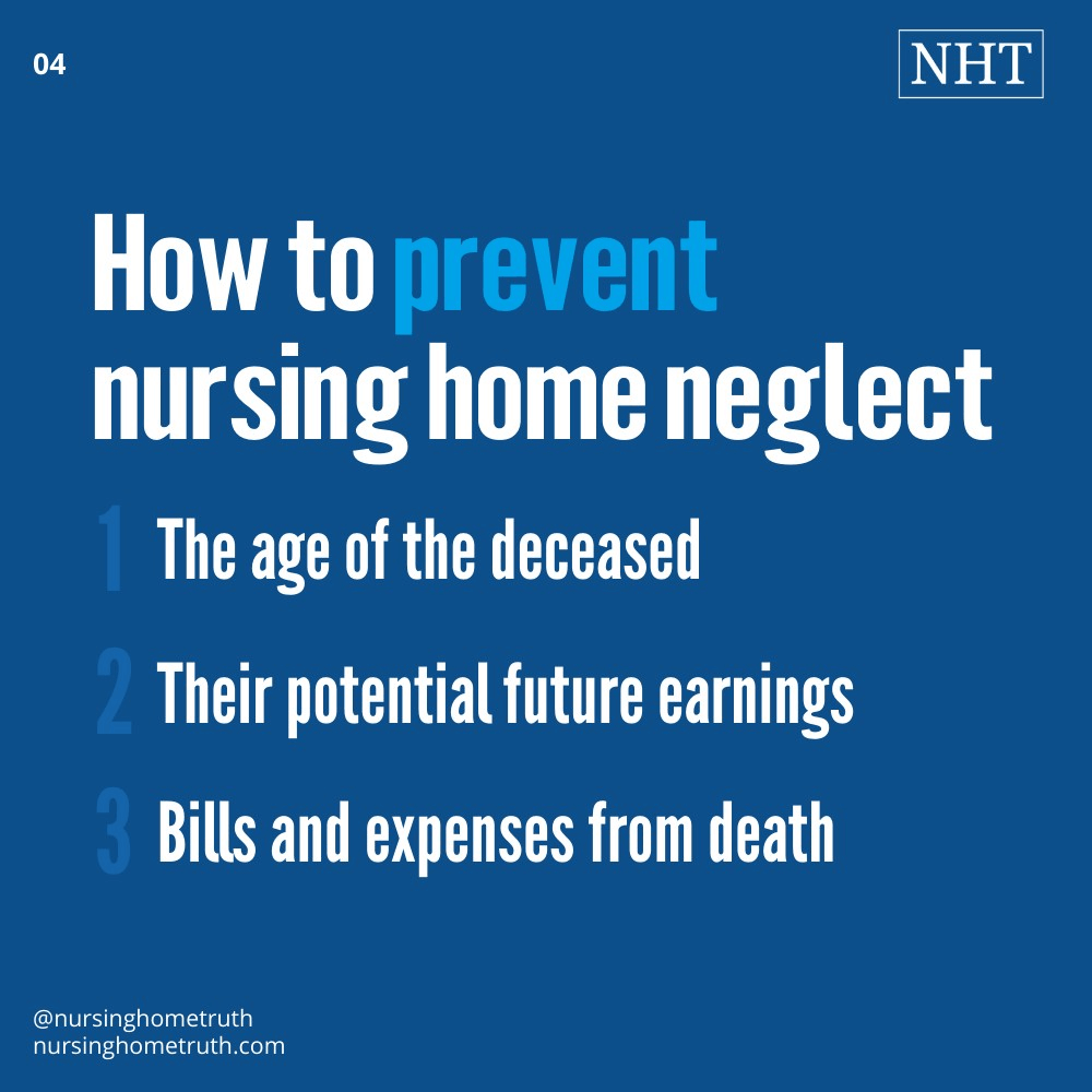 reasons to sue a nursing home