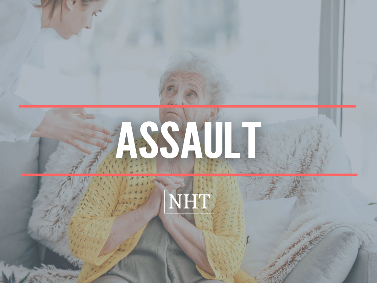 assault in nursing home